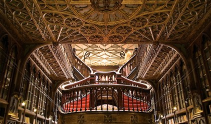 Lello Bookstore Porto Portugal - Photo 1